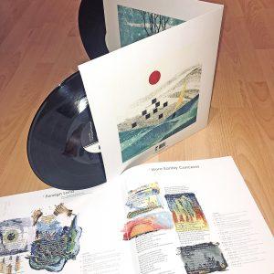 Iker Spozio firma el arte de la edición de los discos de Ian Crause